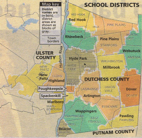 Districts - Dutchess County School Boards Association